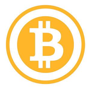 Bitcoin logo col
