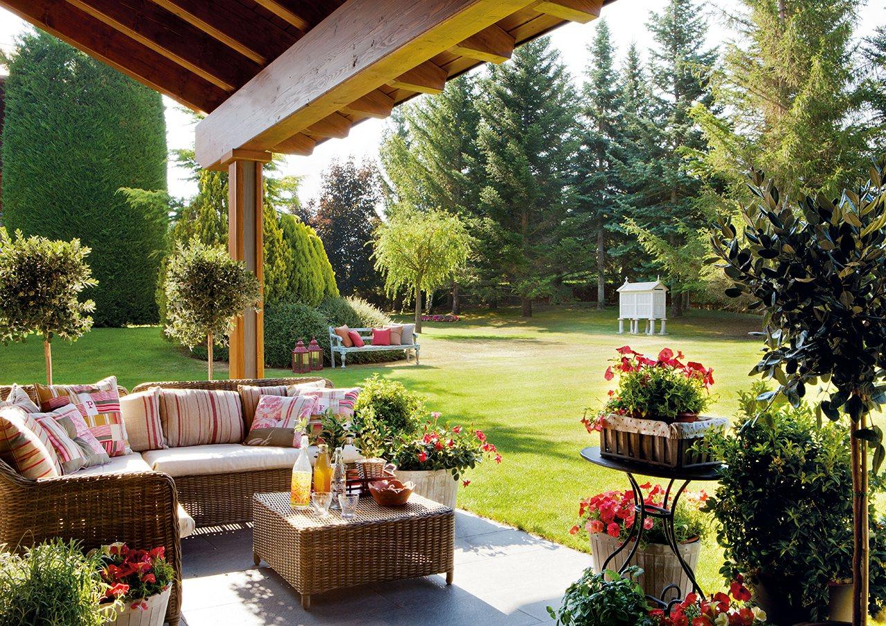 El seguro de hogar cubre los da os en el jard n rankia for Casa hogar jardin