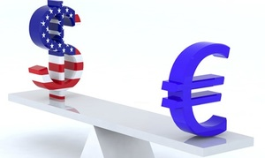 Paridad dolar euro col