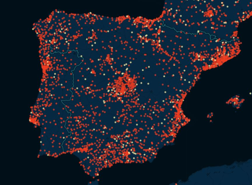 El mapa de los infieles de ashley madison rankia - Ashley madison espana ...