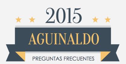 Aguinaldo 2015 foro