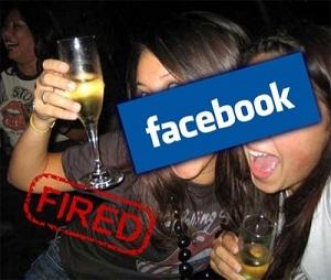 Facebook y twitter pueden dejarte sin trabajo col