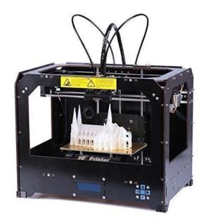 Impresora 3d ctc bizer col