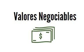 Como funcionan los valores negociables foro