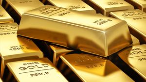 Lingotes de oro col