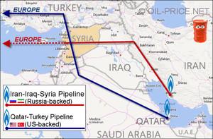 Iran iraq syria pipeline col