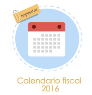 Calendario fiscal 2016 col