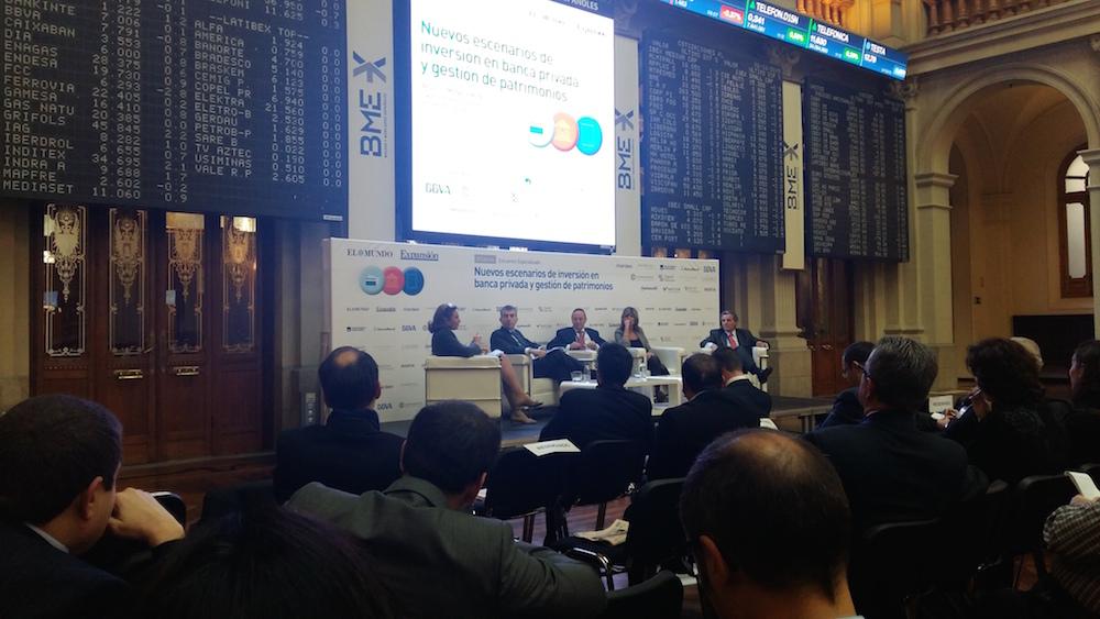 jornada de gestión patrimonial en madrid