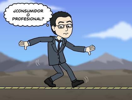 Consumidor o profesional foro