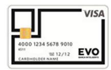 Tarjeta débito Evo banco