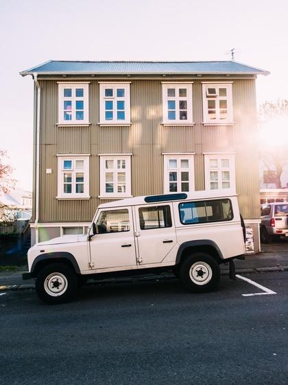 February house car vehicle foro