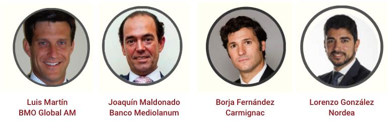ponentes madrid