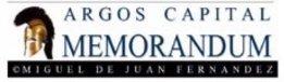 Argos capital memorandum col