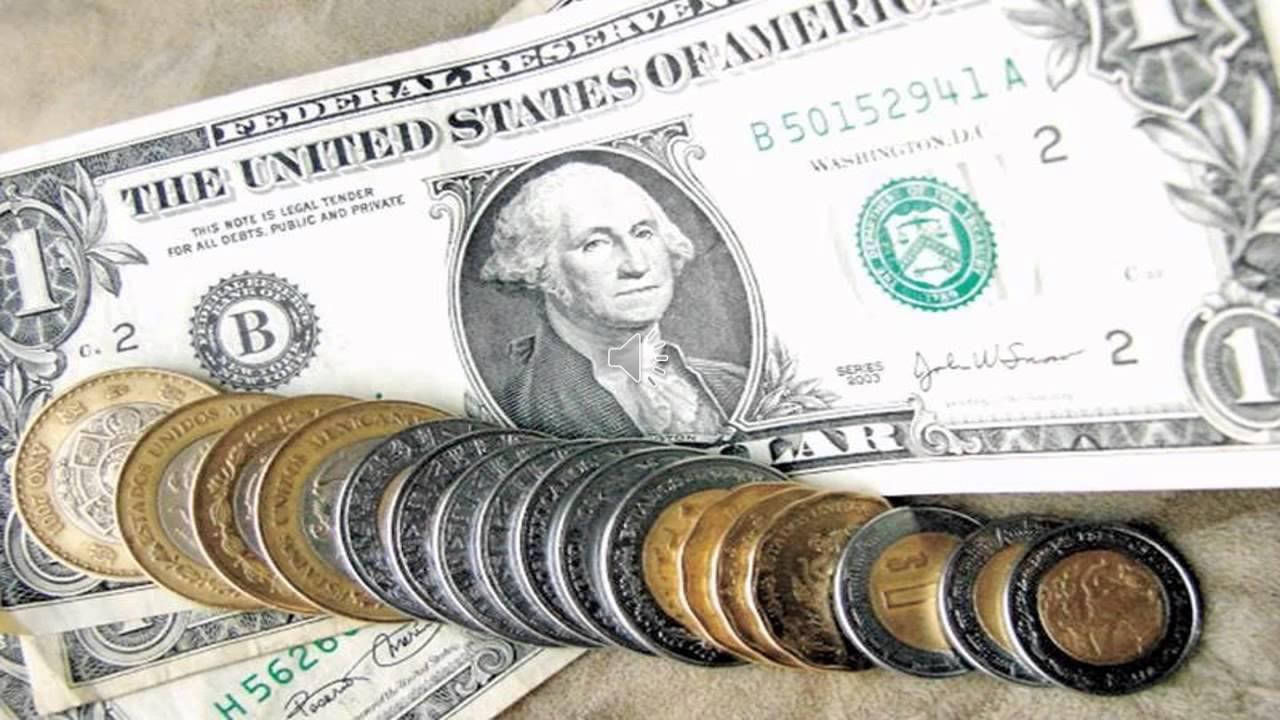 Cambio de Peso Colombiano a Dólar