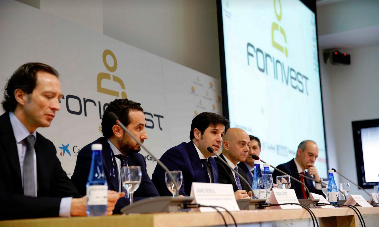 Perspectivas del sector financiero español y sobre las estrategias de crecimiento en la financiación empresarial en Forinvest