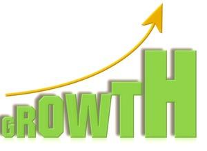 Growth crecimiento col