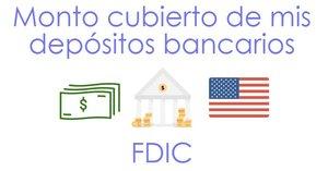 Cuentas de deposito aseguradas por la fdic col