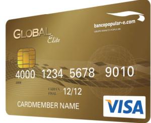 Tarjeta credito bancopopular e col