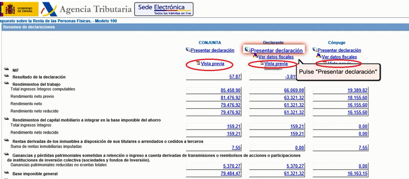 Fiscalidad forex españa
