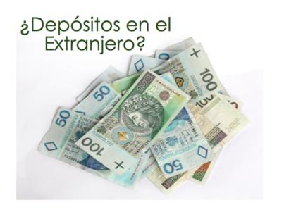 Mejores depositos en el extranjero foro