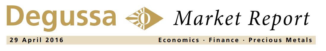 Degussa market report