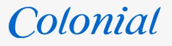 Colonial logo foro