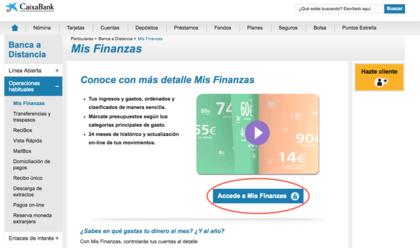 Mis finanzas caixabank pc foro