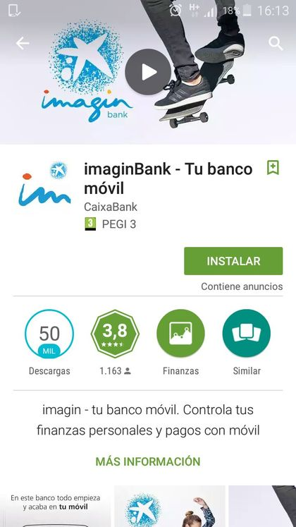 Imaginpay android foro