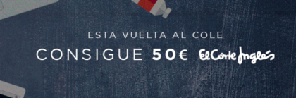 Corte ingles regala 50 euros openbank foro