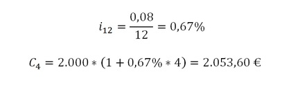Ejemplos de regimen simple 1 foro