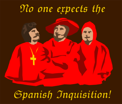 No one expects the spanish inquisition by simzer d5bxjqp foro