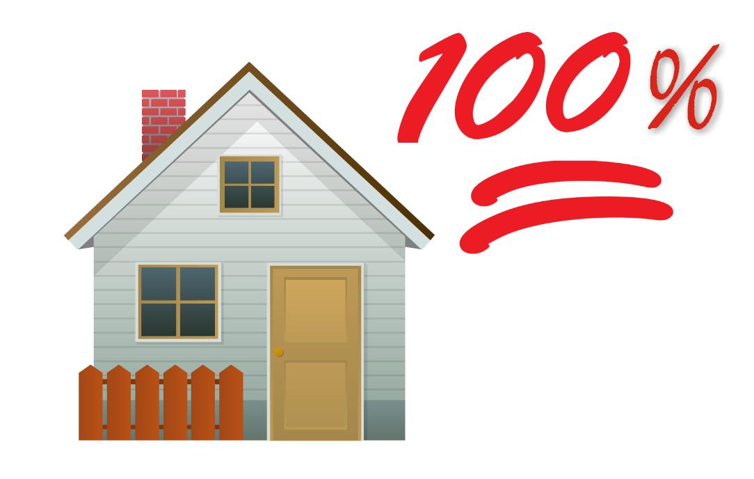 Hipotecas al 100% de financiación: Mejores hipotecas y cómo conseguirlas