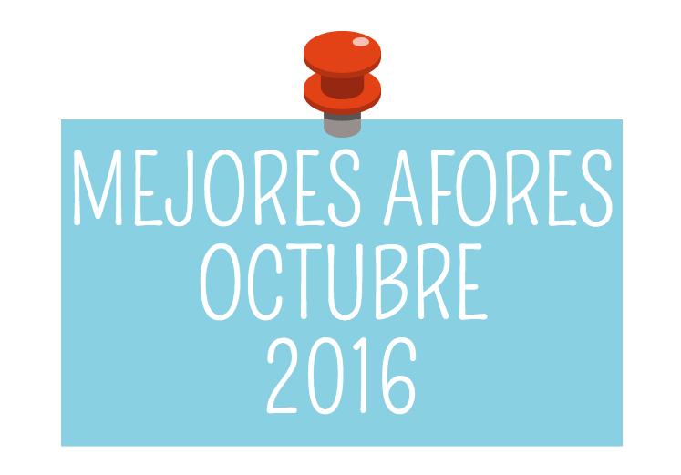Comparativa afores: ¿Cuáles son las mejores afores para octubre?