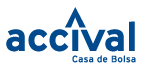 Mejores brokers locales: Accival