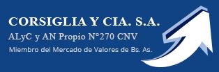 Mejores brokers: Corsiglia