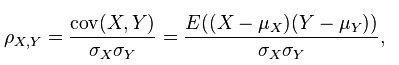 Coeficiente de correlacion