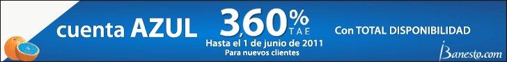 Cuenta Azul de iBanesto