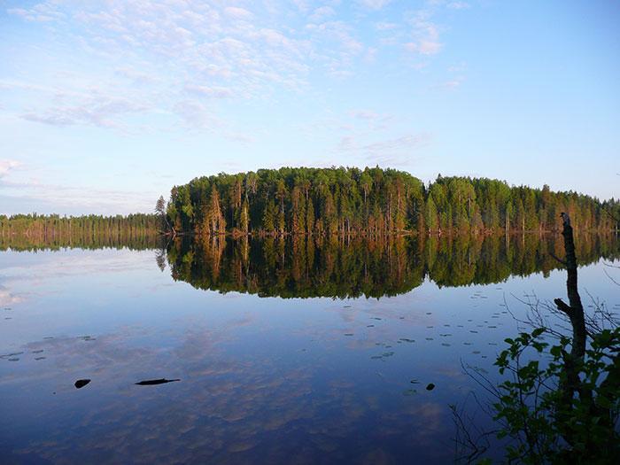 Озеро Сярево