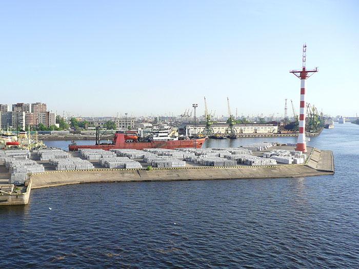 Алюминий в Петербурге