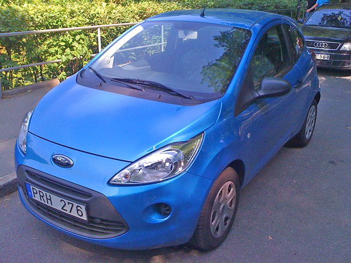 Ford Corsa