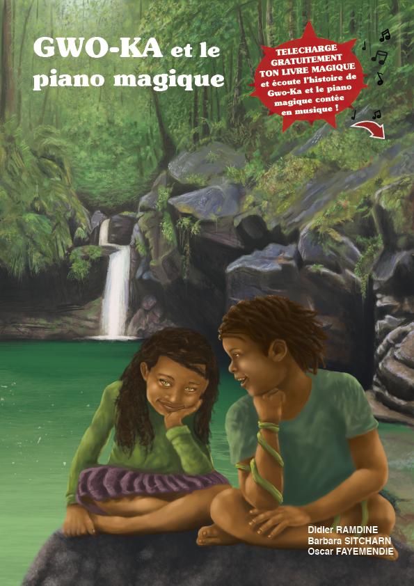 Gwoka2 cover