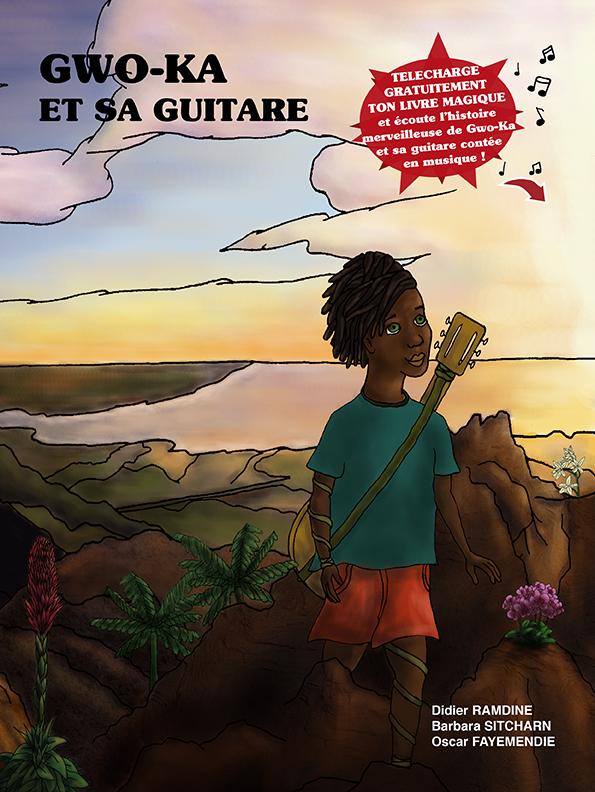 Gwo ka et sa guitare cover