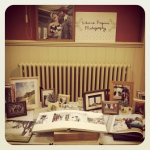 vintage wedding fair photograph