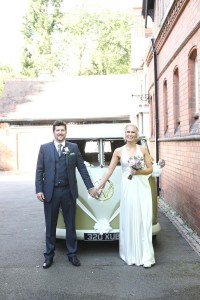 haverhill suffolk vw campervan wedding photograph