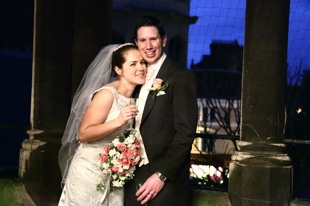 cambridge university society wedding photo