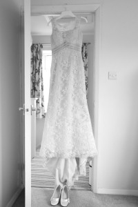 wedding dress photograph cambridge