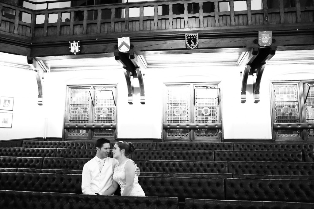 cambridge union society wedding photograph