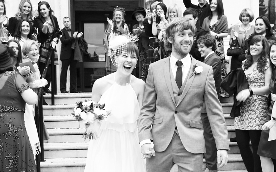 fun london wedding photography