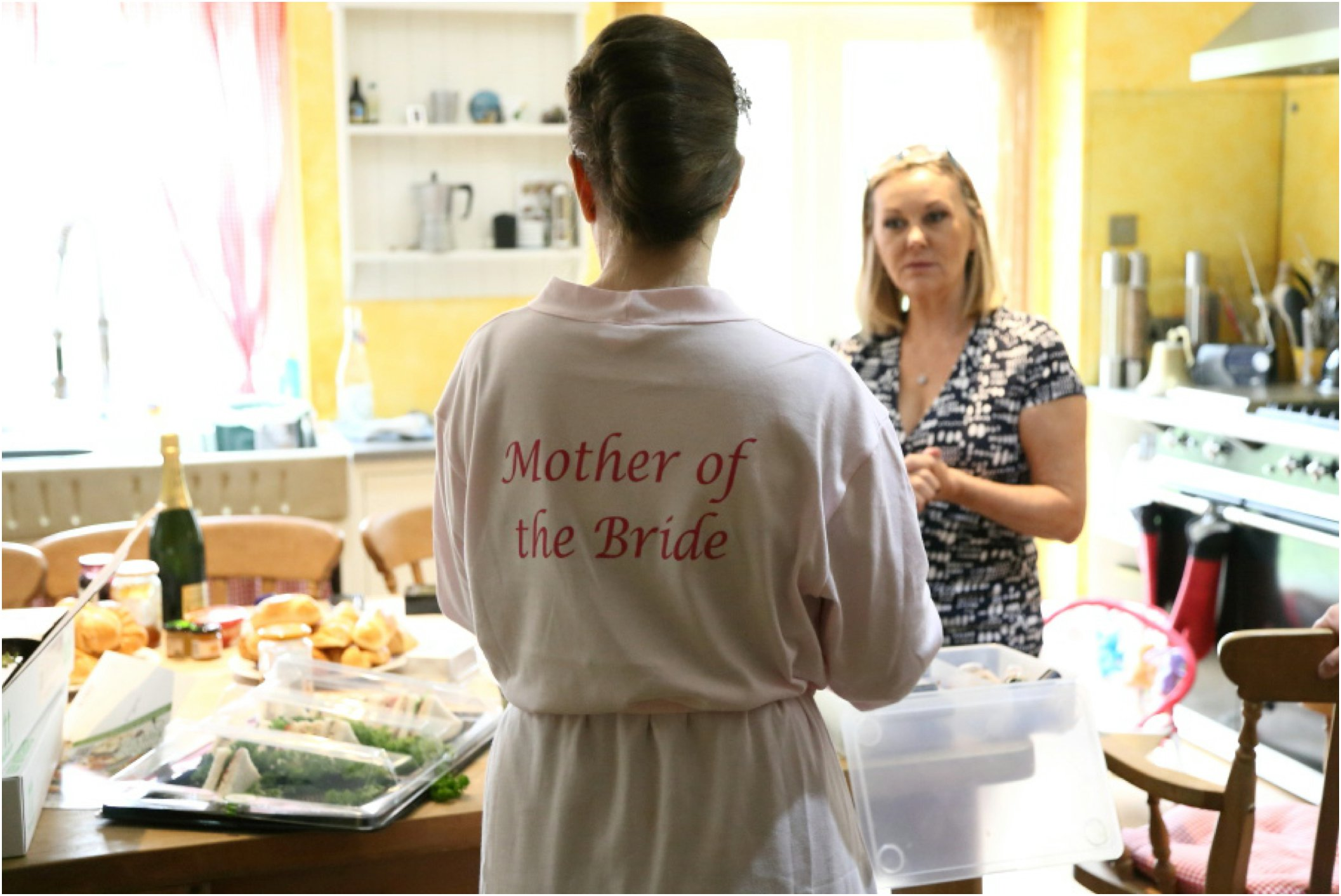 Mother of the bride, alternative essex wedding photography
