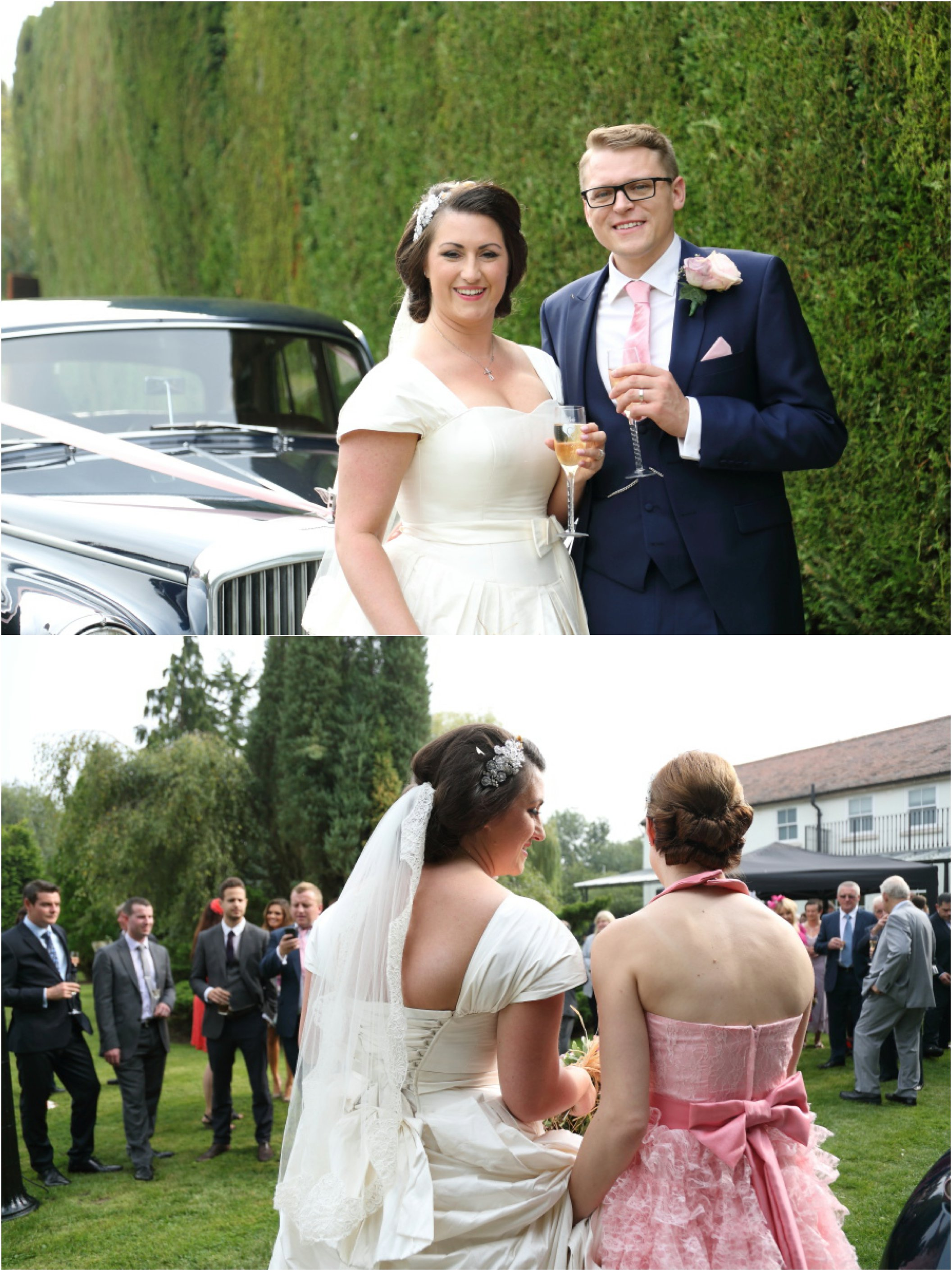 glamerous essex wedding photography - click through for full blog
